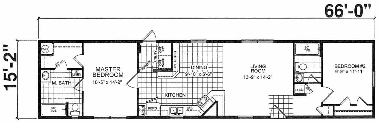 Atlantic ESS-F-26628-16 Floor Plan Prospect