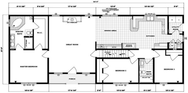 Pleasant Valley Appalachian Lodge Floor Plan Apollo