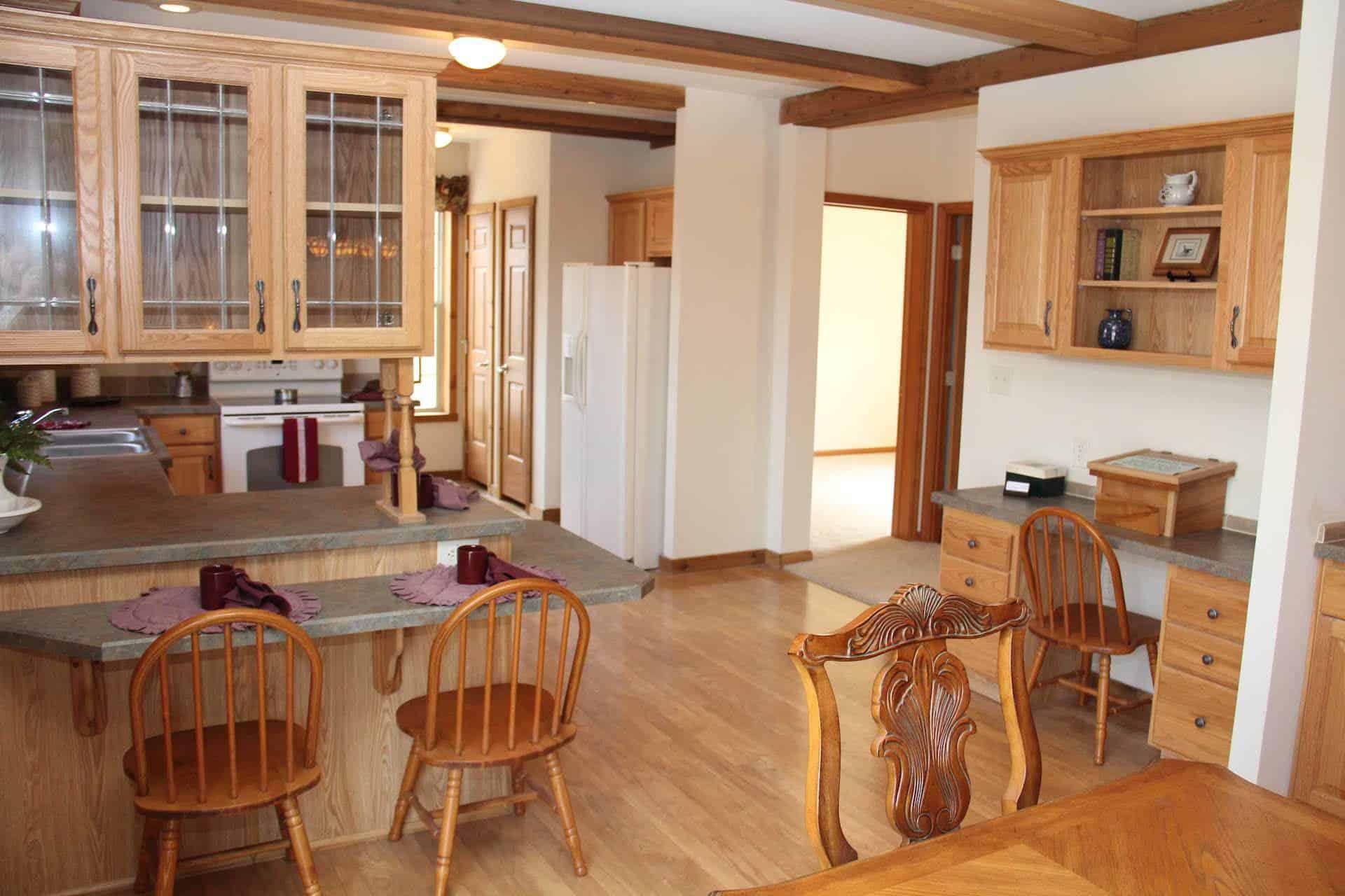 Pleasant Valley Appalachian Lodge Kitchen Apollo