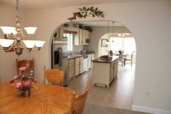 Pleasant Valley Cape Henery Kitchen Vandergrift
