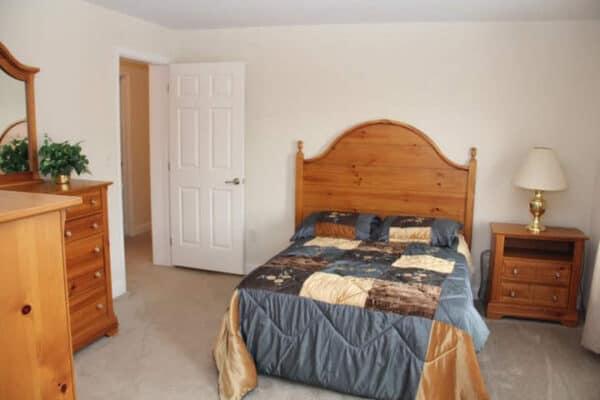 Pleasant Valley Cape Henery Master Bedroom Vandergrift