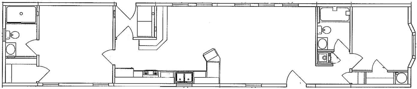 Pleasant Valley G-618 Floor Plan