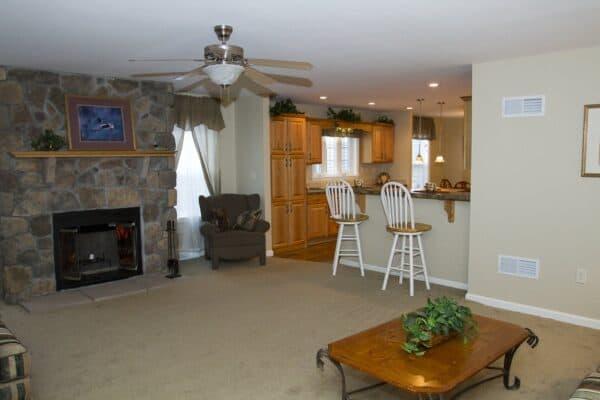 Pleasant Valley Worcester Living Room3 Butler