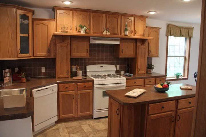 Pennwest Hobby Home II Kitchen2 Greensburg