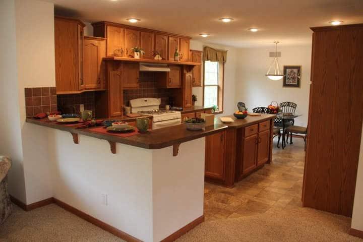 Pennwest Hobby Home II Kitchen Greensburg