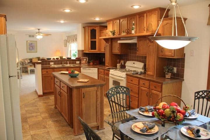 Pennwest Hobby Home II Kitchen3 Greensburg