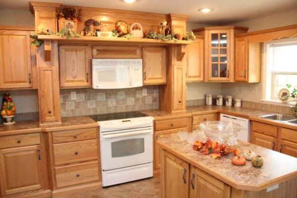 Pleasant Valley Briarcrest Kitchen2 Carmichaels