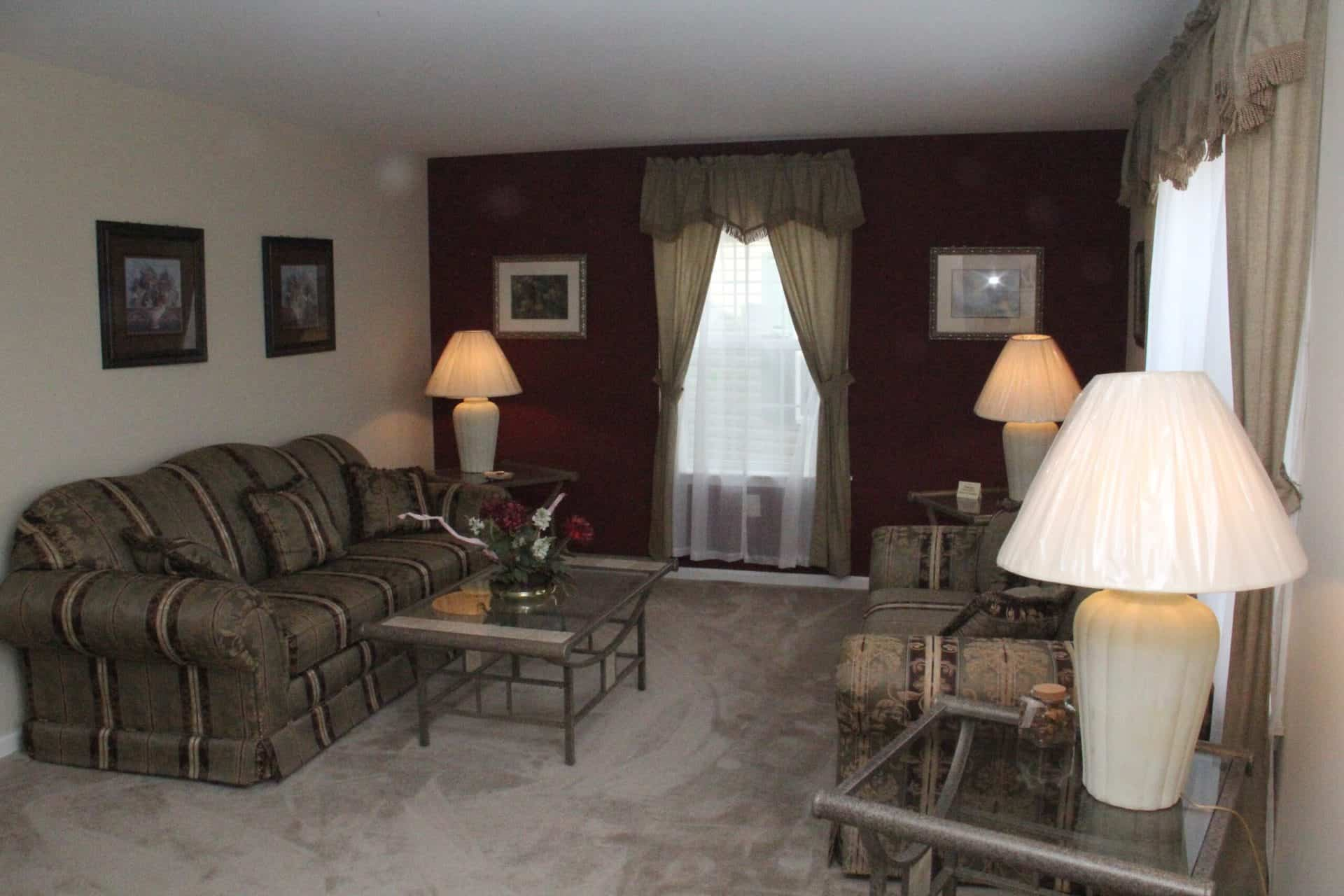 Pleasant Valley Cape Chadsford Living Room Greensburg