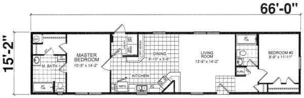 Atlantic ESS-F-26628-16 Floor Plan Greensburg