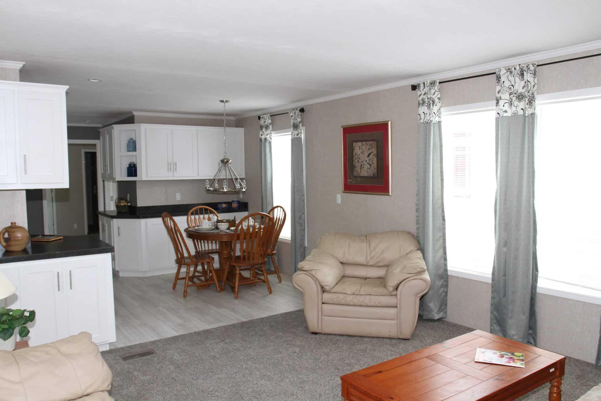 Atlantic ESSF26628-16 Living Room Greensburg