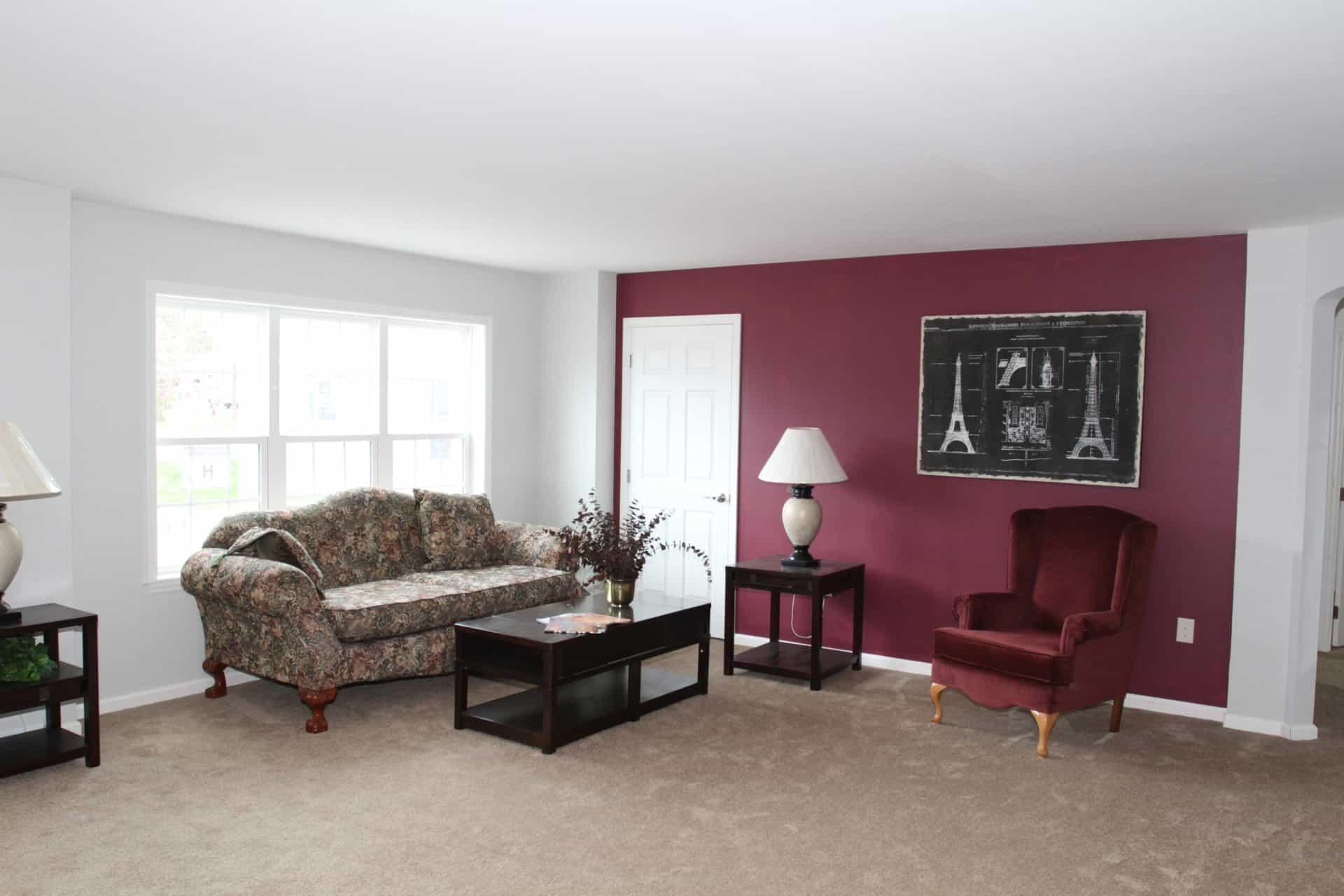 Pleasant Valley Chesapeake C Living Room Prospect