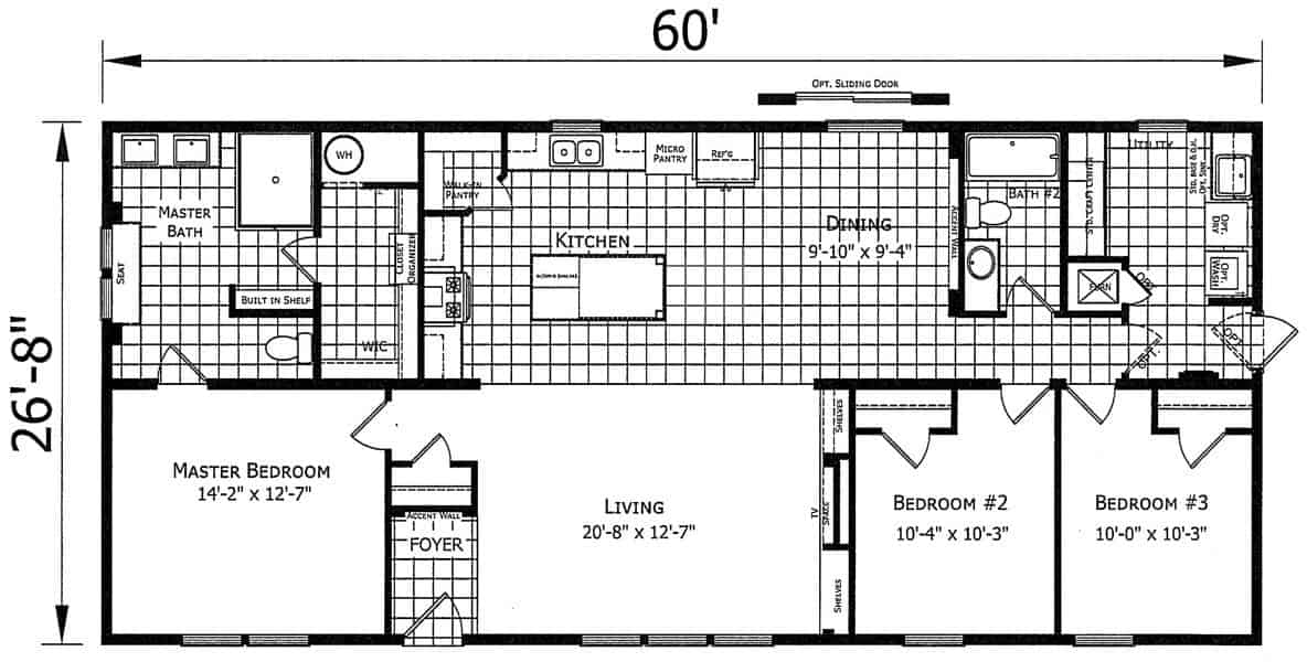 Atlantic Catena Floor Plan Carmichaels