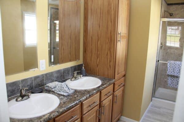 New Image Jefferson Master Bathroom Vandergrift