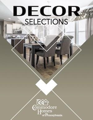 Commodore - Decor Selection Guide